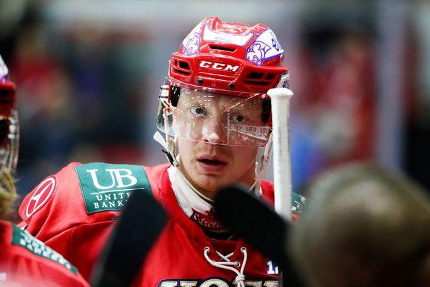 HIFK:n kapteeni Lennart Petrell uskoo joukkueen olevan oikealla tiellä.