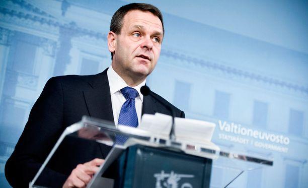 Kokoomus valitsee uuden puheenjohtajan kesäkuussa Lahdessa. Jan Vapaavuori on ehdolla.