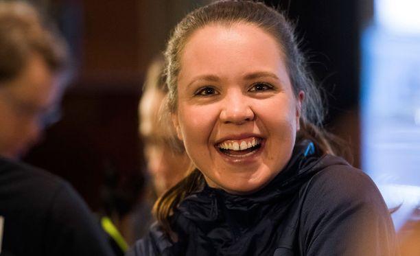 Kerttu Niskanen sijoittui viime kaudella maailmancupin kokonaiskilpailussa kahdeksanneksi.