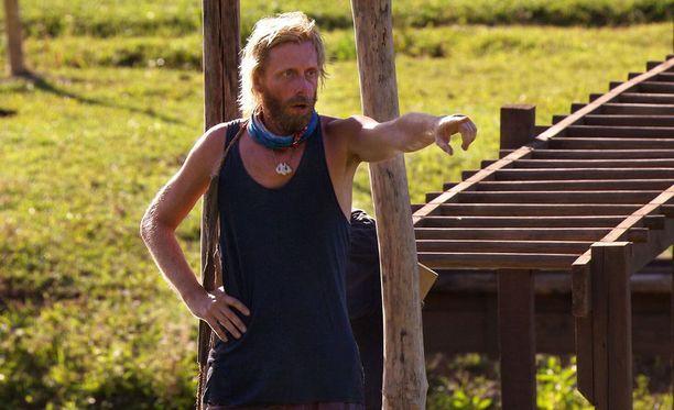 Kimmo Vehviläinen on mukana taistelemassa koskemattomuudesta.