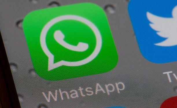 Whatsappin tietoturva paranee päivityksen myötä.