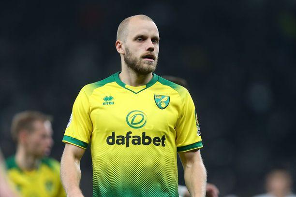 Teemu Pukki pelaa Norwichin paidassa taas lauantaina, kun Kanarialinnut kohtaa Newcastlen.