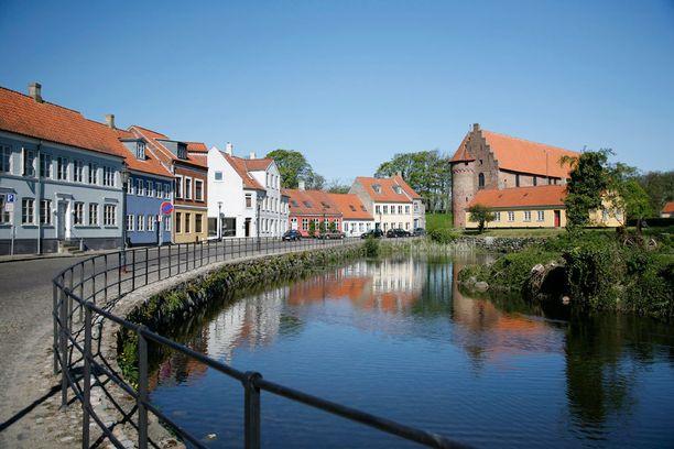 Nyborg on yksi Fynin kaupungeista. Se tunnetaan muun muassa kuvassa oikealla näkyvästä keskikaisesta linnastaan. Linna on jäänyt historiaan paikkana, jossa Tanskan ensimmäinen perustuslaki kirjoitettiin.