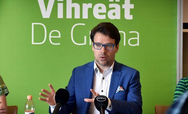 Vihreiden kannatuksen nousua on auttanut hallituksen politiikka, joka on kohdellut kaltoin esimerkiksi yliopistoja, kirjoittaa Juha Keskinen.