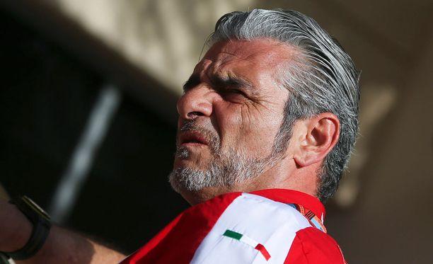 Maurizio Arrivabenen mukaan Kanadan osakilpailusta voi tulla Ferrarille painajainen.