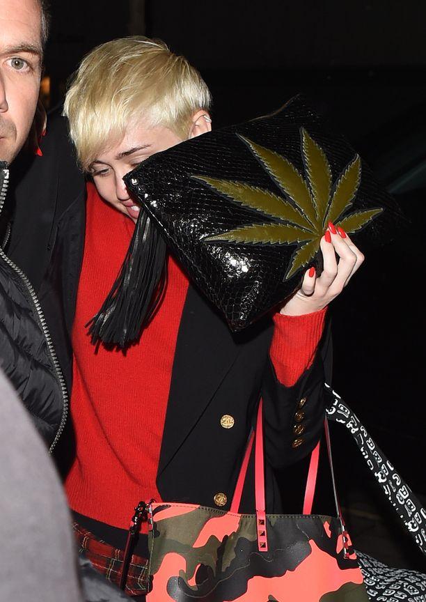 Miley vuonna 2014.