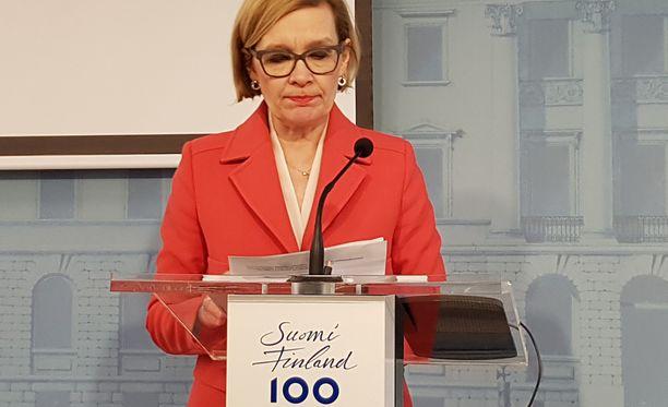 Sisäministeri Paula Risikon mukaan tutkimus puhuu puolestaan.