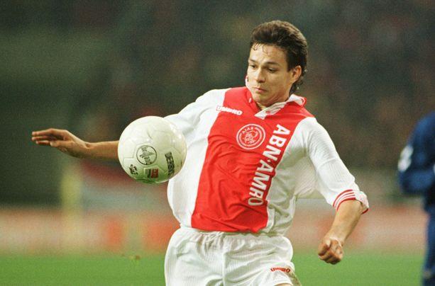 Jari Litmanen pelasi Ajaxissa kaudet 1992–99 ja 2002–04.
