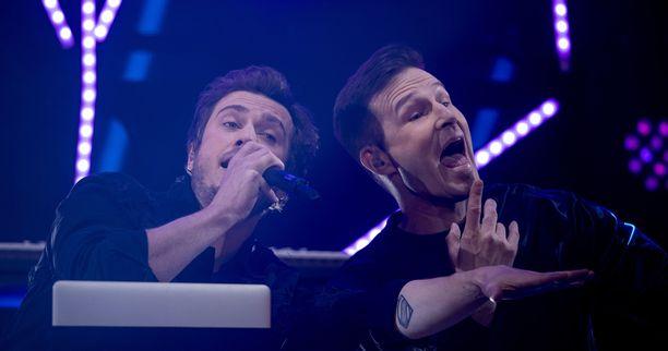 Sebastian Rejman ja Darude edustavat Suomea Tel Avivin Euroviisuissa Look Away kappaleella.