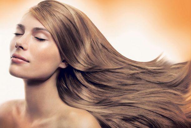 Tuuheammat Hiukset