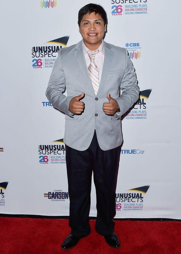 Näyttelijä Johnny Ortizia syytetään murhan yrityksestä.
