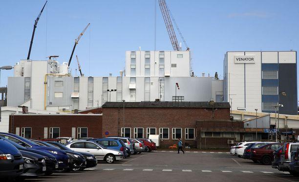 Venator työllisti Porissa satoja työntekijöitä. Tehtaan sulkeminen on kova isku.
