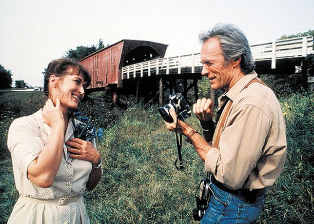 Ihanat Meryl ja Clint.