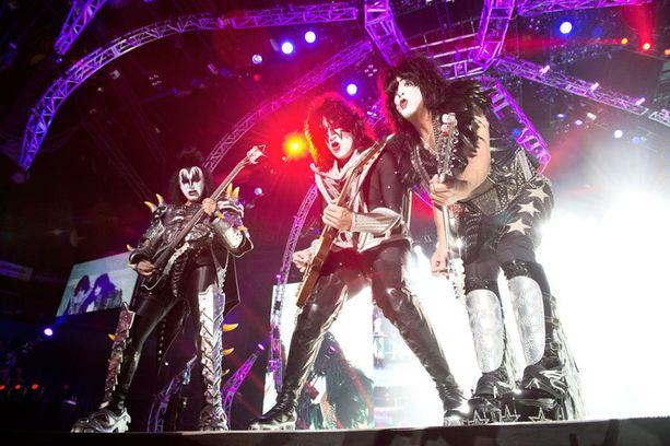 Kiss Konsertti 2021