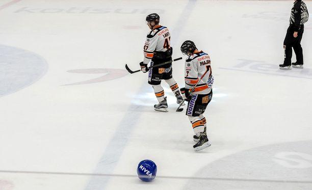 HPK:n kausi päättyi Jyväskylässä.