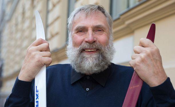 Juha Miedon mämmisavotta kasvoi silmissä.