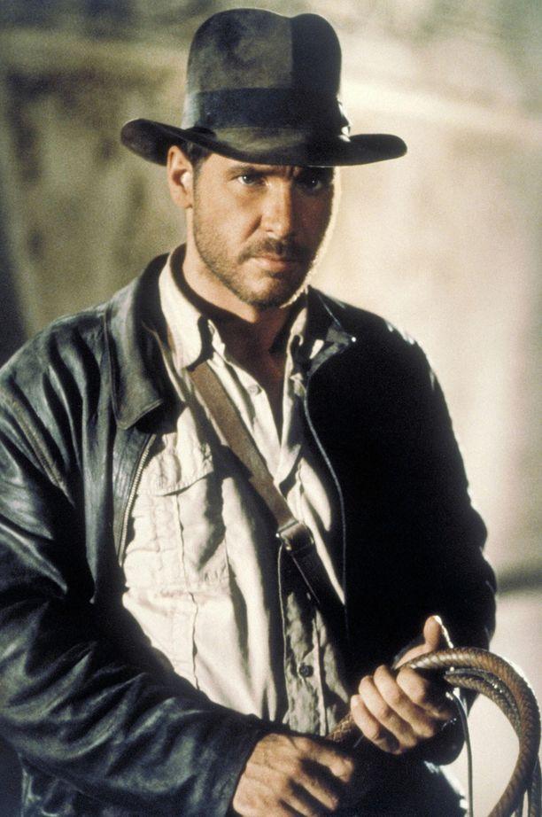 Ensimmäistä kertaa Harrison Ford teki Indiana Jonesin roolin vuonna 1981.