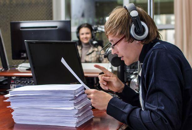 Keskiviikkona vietetään kansainvälistä Maailman radiopäivää.