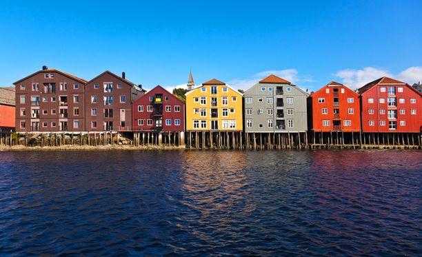 Trondheim, Norja.