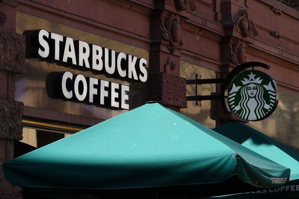 Starbucks on maailmanlaajuinen kahvilaketju.