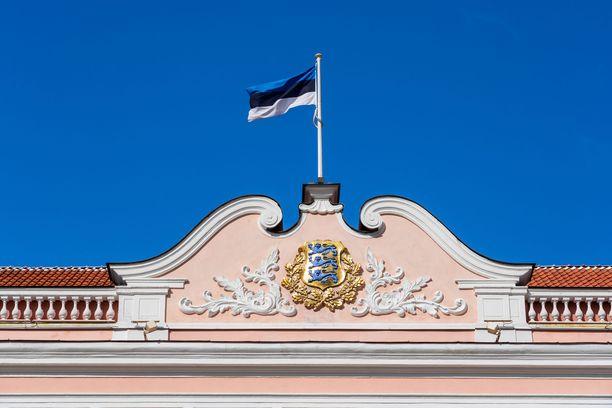 Viron parlamentti äänestää presidentistä huomenna tiistaina.
