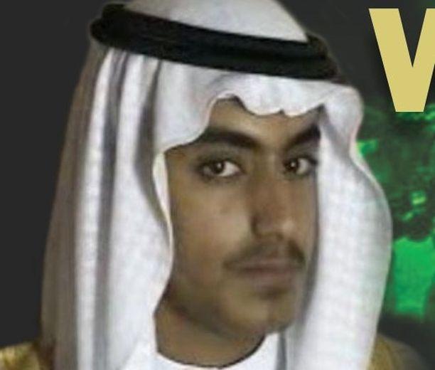 Yhdysvallat hakevat tietoja Osama bin Ladenin pojasta Hamza bin Ladenista rahapalkkiota vastaan, kertoo BBC.