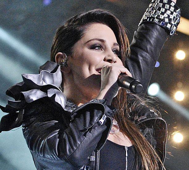 VAATIMATON Anna Abreu tyytyy vähään.