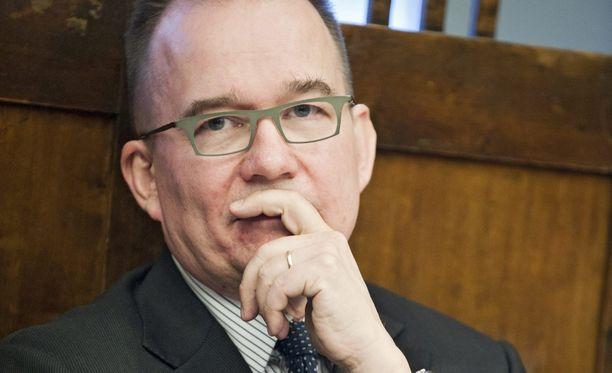 Suojelupoliisin päällikön Antti Pelttarin mukaan radikaali-islamistien määrä kasvaa koko ajan Suomessa.