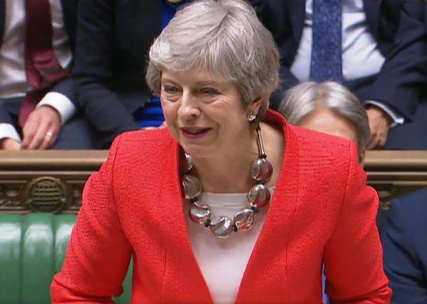 Theresa May on ollut mahdottoman tehtävän edessä.