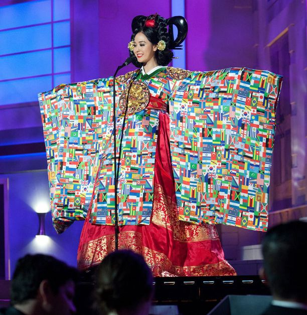Miss Etelä-Korea.