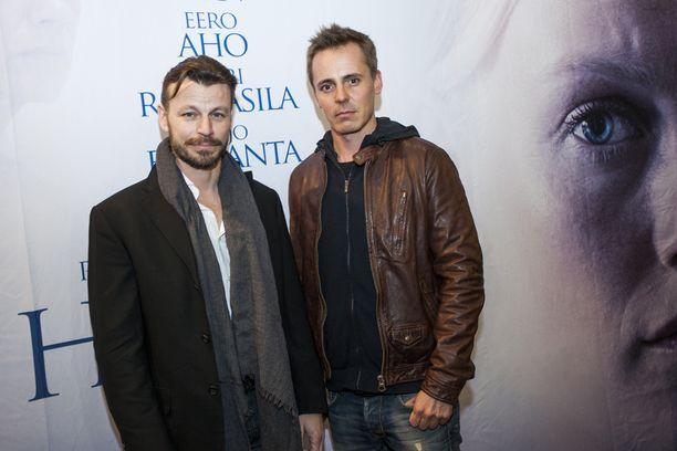 Peter Franzén (vas.) ja Jasper Pääkkönen nähdään Viikinkien neljännellä tuotantokaudella.