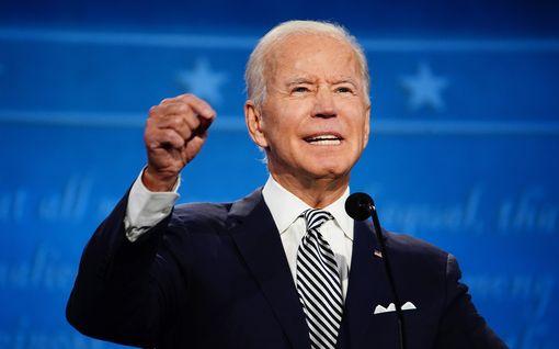 Joe Biden on Yhdysvaltain uusi presidentti