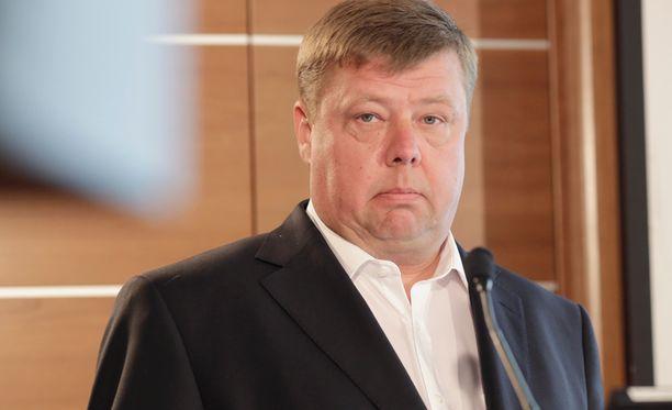 Onko Pekka Perä uskottava johtamaan Talvivaaran pelastusta?