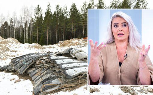 Kaisa Liski tuomittiin tonttikaupoista – sakkoja 25 900 euroa