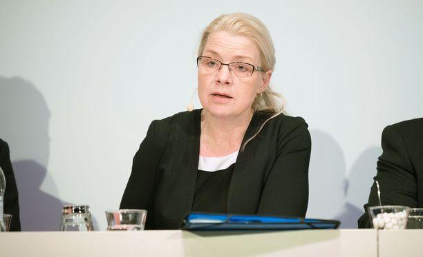 Leena Meren mukaan Hakkarainen on henkilökohtaisesti käynyt pyytämässä anteeksi Veera Ruoholta.