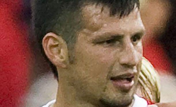 Hugo Miranda on palloillut Veikkausliigassa aiemmin MyPassa.