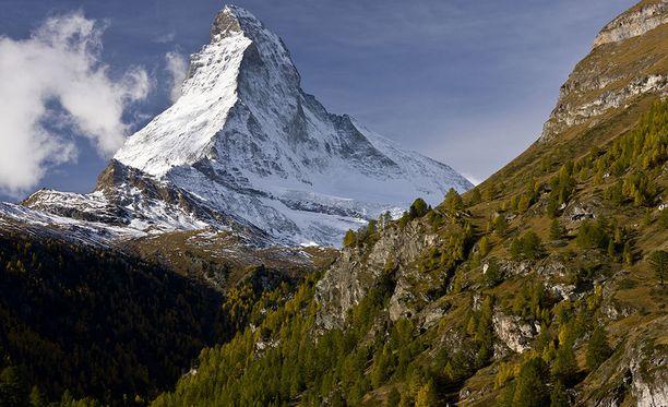 Zermattin raikas vuori-ilma on melkoisen hintavaa, kun sitä ostaa säilöttynä.