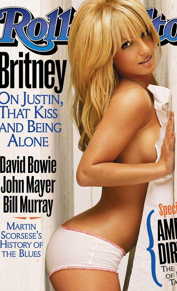 Kuva julkaistiin Rolling Stone -lehden kannessa vuonna 2003.