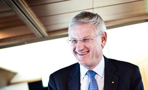 Carl Bildt pisti Trumpin Ruotsi-puheet tietämättömyyden piikkiin.
