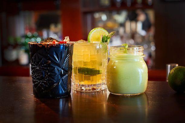 Uudistuneissa Amarilloissa drinkit tekee bartainer.