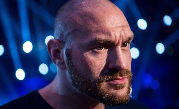 Tyson Fury on saamassa lisenssinsä takaisin.