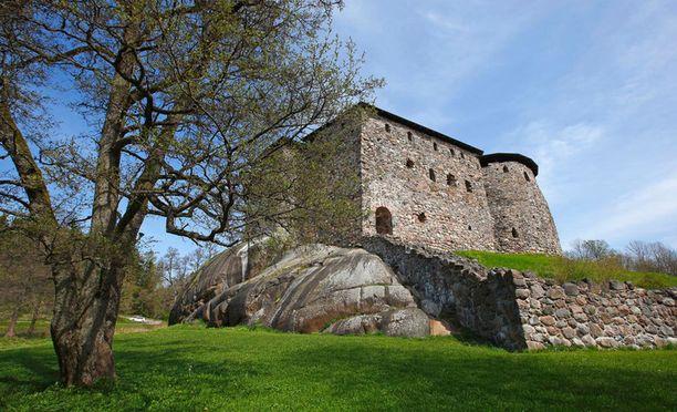 Raaseporin linnan laittomat kaivelijat olivat pitkään hakusessa.