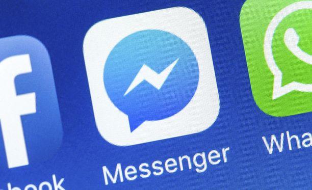Messenger-viestejä voi pian poistaa.