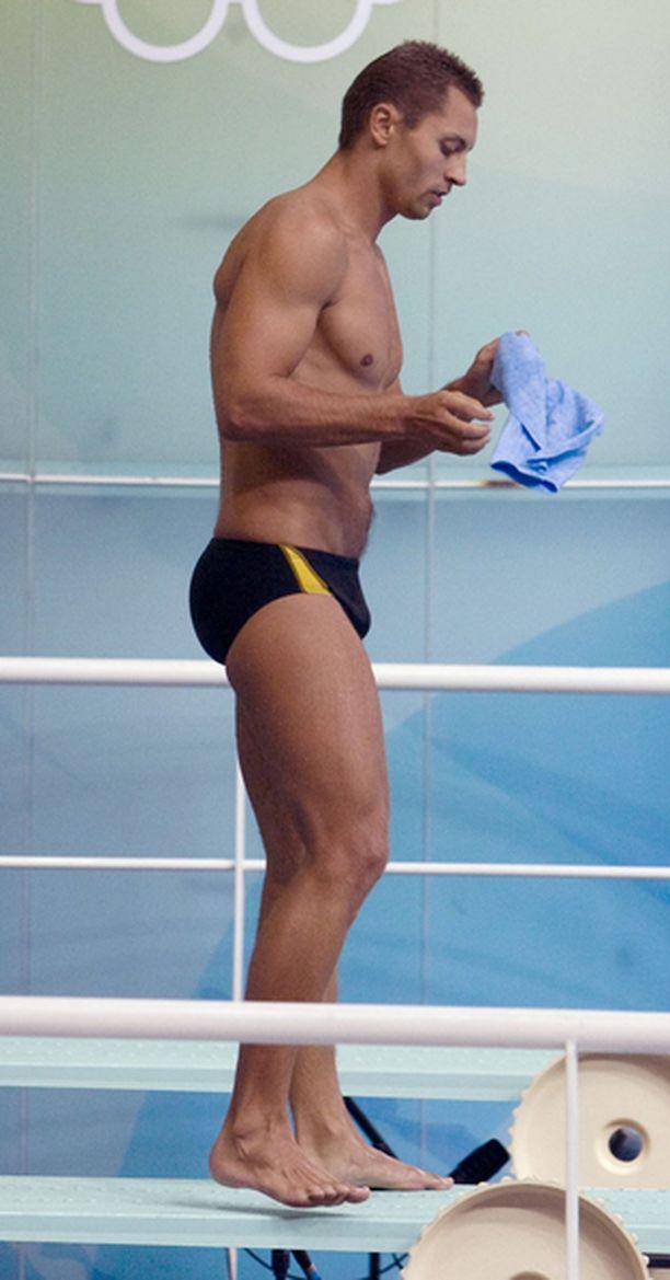 Joona Puhakka karsiutui Pekingin olympialaisten loppukilpailusta niukasti.
