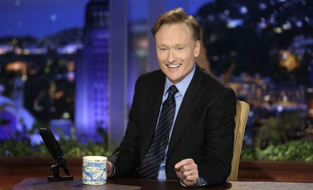 Conan on toiminut talk-show isäntänä vuodesta 1993.