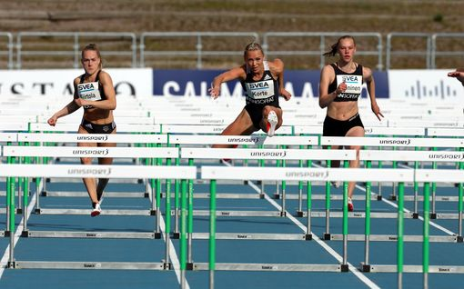 Anni Siirtola juoksi oman ennätyksensä – hätyyttelee jo Annimari Kortteen parasta noteerausta
