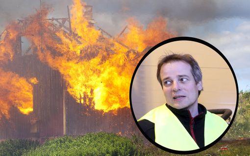 """Tulipaloriski vaanii kotonasi - palotarkastaja muistuttaa vaaroista: """"Laitteita pitäisi todellakin huoltaa"""""""