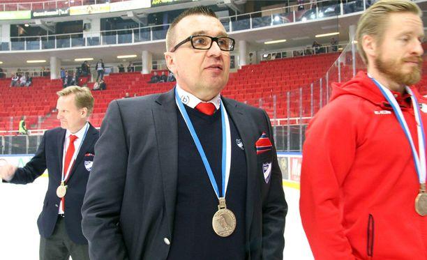 Ari-Pekka Selin sai pienoisen hyvityksen riipaisevalle välierätappiolle.