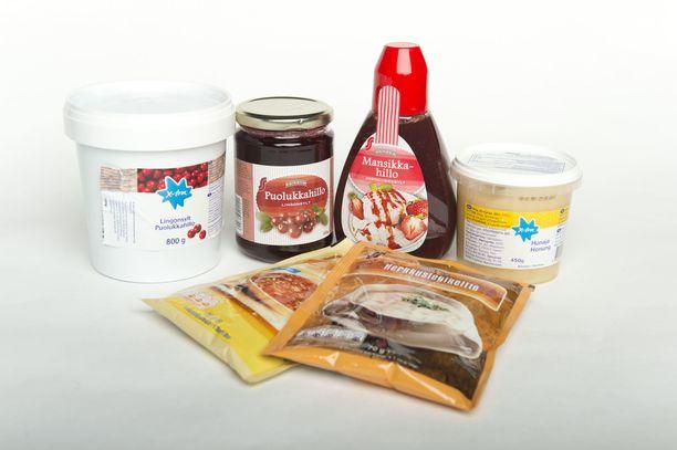 Kaupan omien merkkien alla myydään yhä useammin elintarvikkeita, jotka ovat usein niin sanottuja brändimerkkejä halvempia.