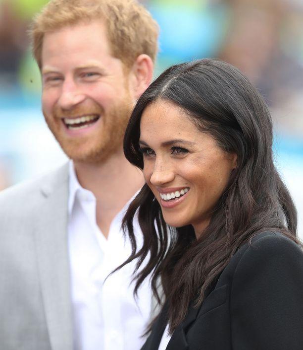 Prinssi Harryssä ja herttuatar Meghanissa on selvästi samaa näköä.